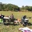 SVP uspořádala uvítací piknik